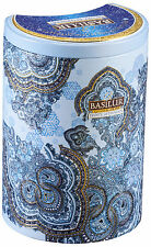 Basilur Tea - Frosty Afternoon - Loose Black Flavoured Tea -100g -Tin Caddy