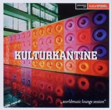 Cultura mensa-Worldmusic Lounge Session * 2 CD * NUOVO *