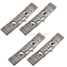 4 x HOTPOINT Genuine Tumble Dryer Grooved Bearing Pad C00255284 Spare Part