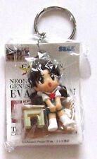 Neon Genesis Evangelion Hikari at School Mascot Licensed Key Chain NEW