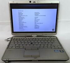 "HP ELITEBOOK 2760P INTEL CORE i5 2.6GHZ 4GB RAM 12.1"" LAPTOP WARRANTY [Z35]"