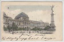 AK Wien I, Universität, Liebenbergdenkmal, 1898