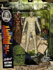 DIAMOND SELECT UNIVERSAL MONSTERS MUMMY VERSION 2 ACTION FIGURE NEW ON CARD