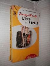 L ORO DI NAPOLI Giuseppe Marotta Bompiani I delfini i piu famosi libri moderni