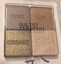 Victoria's Secret Eyeshadow Sultry Quad Tester Retail $20 21115934