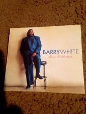 Barry White Love Collection CD  12 Tracks Brand New!!