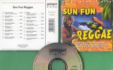 Various Artists - CD - Sun Fun Reggae von 1998 - Neuwertig !
