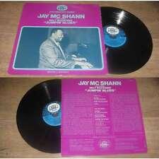 JAY McSHANN / MILT BUCKNER - Jumpin' Blues LP Black & Blue Jazz