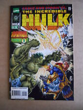 The Incredible HULK #444 1996   Marvel Comics  [SA36]