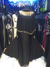 Dubai abaya style kaftan farasha maxi dress abaya + hijab {écharpe}