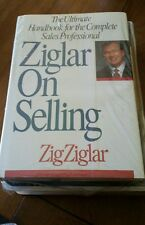 Zig Ziglar selling package!  Ziglar on Selling book and Closes tapes! NEW