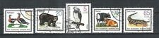 Farm and Wild Animals small lot of used stamps Germany DDR