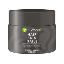 It Works! Hair Skin Nails 60 Tablets Supplement