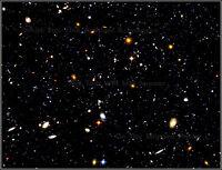 Photo: Hubble Ultra Deep Field: Farthest Known View - 14.5 billion light Years