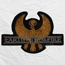 Earth Wind & Fire Eagle Logo Embroidered Patch Disco Maurice White Wade Flemons