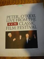 PETER O'TOOLE LIVE FROM THE TCM CLASSIC FILM FESTIVAL EMMY DVD Robert Osborne
