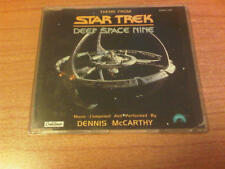 CDs DENNIS McCARTHY STAR TREK DEEP SPACE NINE GNPD 1401  UK& EU PS 1993 MAX
