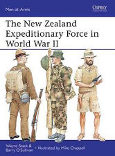 Osprey Men at arms 486: The New Zealand Expeditionary Force in World War II/NEU