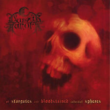 """Lunar Aurora - """"of Star Gates and BLOODSTAINED Celestial Spheres"""" CD"""