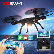 X5SW-1 6-Axis Quadcopter Drone Real Time WIFI Camera 2MP FPV RC Helicopter US