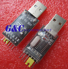 10Pcs Usb To Rs232 Ttl Ch340G Converter Module Adapter replace Pl2303 Cp2102 M71