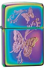 Zippo 28442 butterfly spectrum finish Lighter
