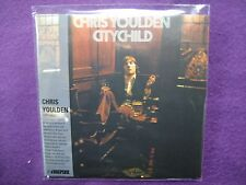 CHRIS YOULDEN / CITY CHILD  MINI LP CD NEW SEALED Savoy Brown