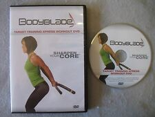 Bodyblade Target Training Express Workout DVD Aerobic Exercise & Fitness