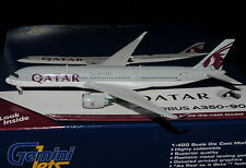 GEMINI JETS 1/400 Airbus A350-900 QATAR AIRWAYS A7-ALB