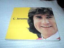 """CD DIGIPACK """"C. JEROME : QUAND LA MER SE RETIRE"""" best of Les Talents du Siecle"""