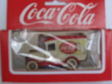 VINTAGE Coca-Cola Brand Die-Cast Metal Toy Vehicle 1979