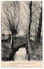 CPA 78 - CONDE SUR VESGRE (Yvelines) - Bords de la Vesgre - Ed. Barret