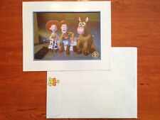 NEW Disney's Toy Story 2 THE MOVIE 2000 Lithograph Portfolio Set of 1 Lithograph