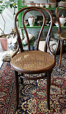 ORIGINAL THONET BUGHOLZ STUHL SESSEL - NR 18 ~ 1878 - BENTWOOD CHAIR NO 18