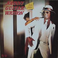 """Vinyle 33T Johnny Guitar Watson """"Love Jones"""""""