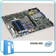 Placa base ATX-E S5000 INTEL S5000VCL Socket 771 D24481-601 sin Chapa
