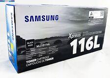 Samsung Original MLT-D116L Toner schwarz für bis zu 3.000 Seiten NEU & OVP