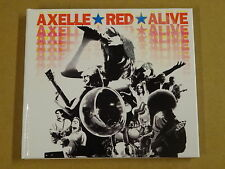 CD / AXELLE RED - ALIVE