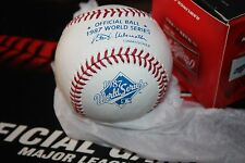 Rawlings Official 1987 World Series Game Baseball - Minnesota Twins  Mint Cond.