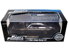 JADA 54046-W1 FAST AND FURIOUS DOM'S DODGE CHARGER R/T 1/24 DIECAST CHROME