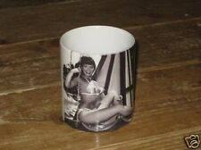 Bettie Page 1950s Glamour Pin Up Model New MUG