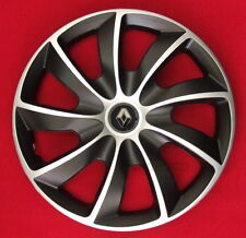 "15"" Renault Clio Megane Modus Kangoo  WHEEL TRIMS COVERS  HUB CAPS  4 x15''"