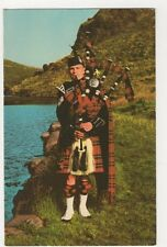 Sergeant Piper of The Kings Own Scottish Borderers 1973 Postcard, B314