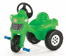 Step2 Pedal Farm Tractor Ride On Toy Pedal Car Kids Wheels Toddler Steering