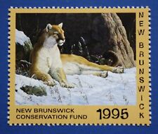 Canada (NB02) 1995 New Brunswick Conservation Fund Stamp (MNH)