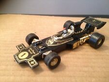 VINTAGE CORGI 154 - LOTUS 'JOHN PLAYER'S SPECIAL' - RED & BLACK HELMET - RN1