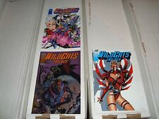 Wildcats Trilogy 1-3 Image Comic Book Run / Full Set Jae Lee NM Condition 1993