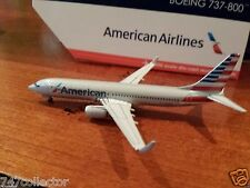 Gemini Jets American Airlines B 737-823WL 1:400 - GJAAL1293 NEW COLORS N908NN