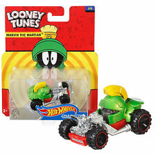Hot Wheels Looney Tunes Marvin the Martian 6/6 Mint on Card