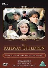 THE RAILWAY CHILDREN Starring Jenny Agutter, Dinah Sheridan DVD NEW SEALED UK R2